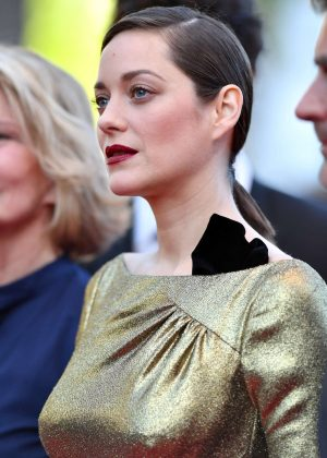 Marion Cotillard - 'From the Land of the Moon' Premiere at 2016 Cannes Film Festival