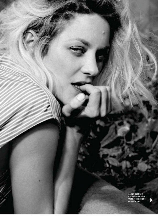 Marion Cotillard - Grazia France Magazine (May 2018)