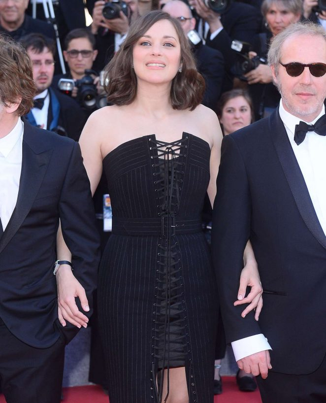 Marion Cotillard - 'Ismael's Ghosts' Screening at 70th Annual Cannes Film Festival in France