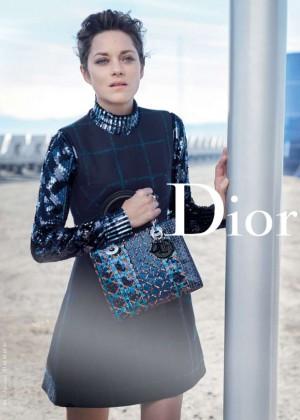 Marion Cotillard - Lady Dior 2015 Campaign