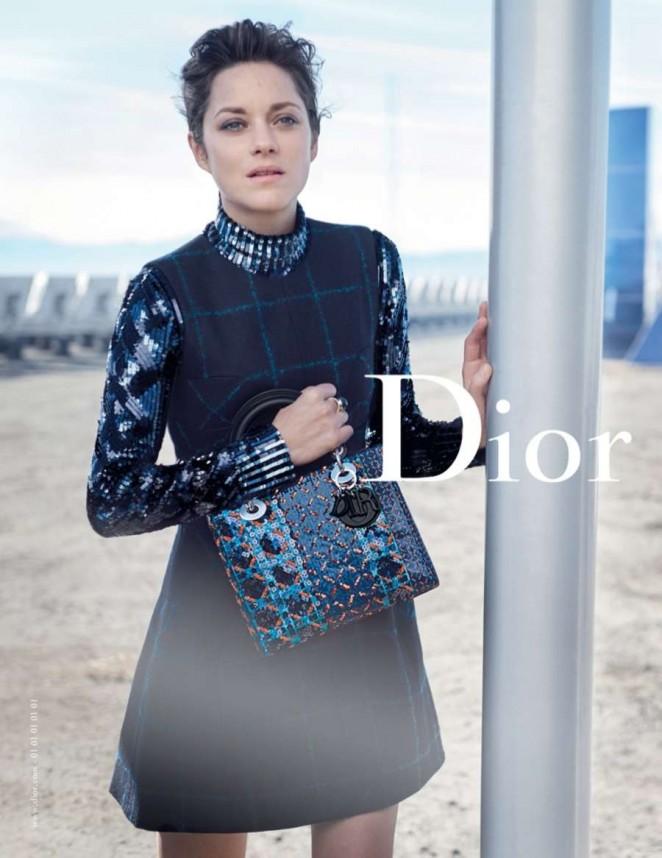 Marion Cotillard – Lady Dior 2015