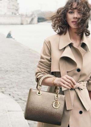 Marion Cotillard - Lady Dior Spring/Summer 2016 Campaign