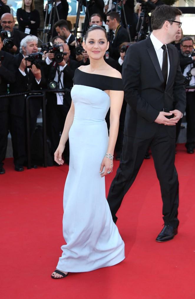 Marion Cotillard - 'Little Prince' Premiere in Cannes