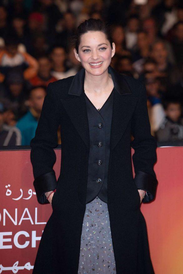 Marion Cotillard - 'MacBeth' Screening - 18th Marrakech International Film Festival