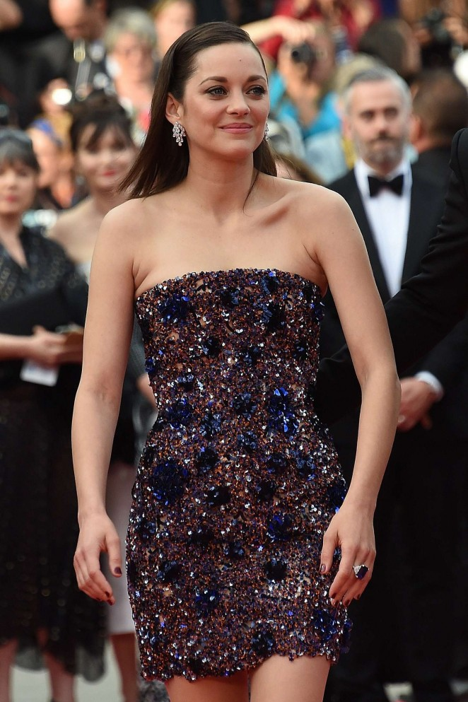 Marion Cotillard - 'Macbeth' Screening in Cannes