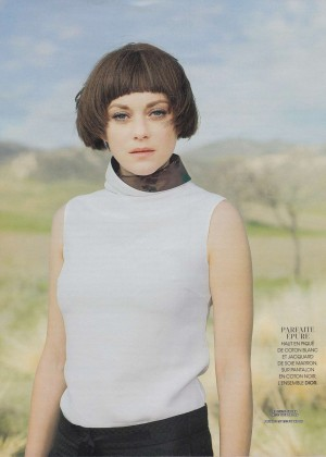 Marion Cotillard - Madame Figaro France (February 2015)