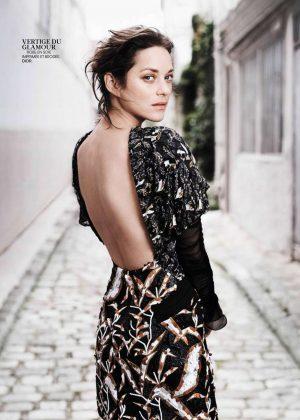 Marion Cotillard – Madame Figaro Magazine (September 2016)  Marion Cotillard