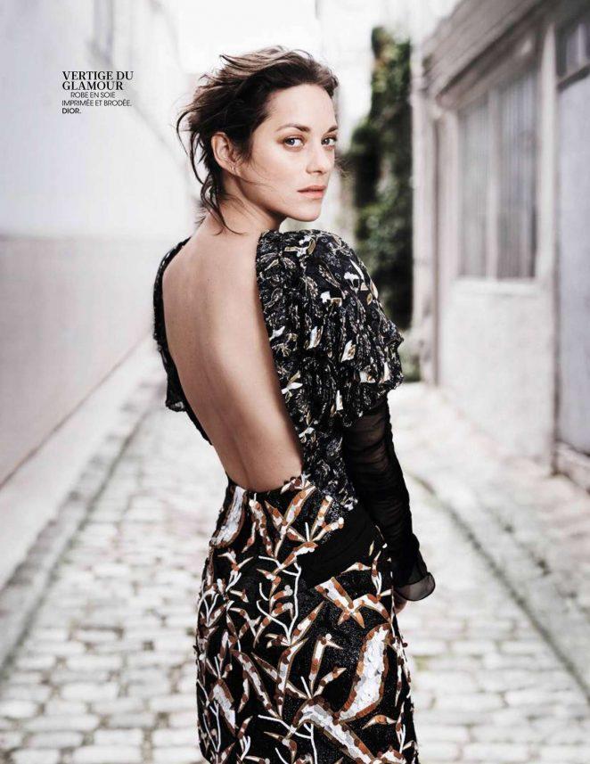 Marion Cotillard - Madame Figaro Magazine (September 2016)