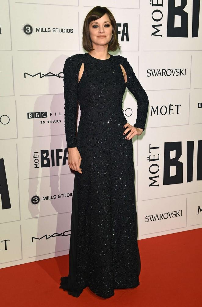 Marion Cotillard: Moet British Independent Film Awards 2015 -01