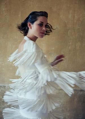 Marion Cotillard - PORTER Magazine (Winter 2015)  Marion Cotillard
