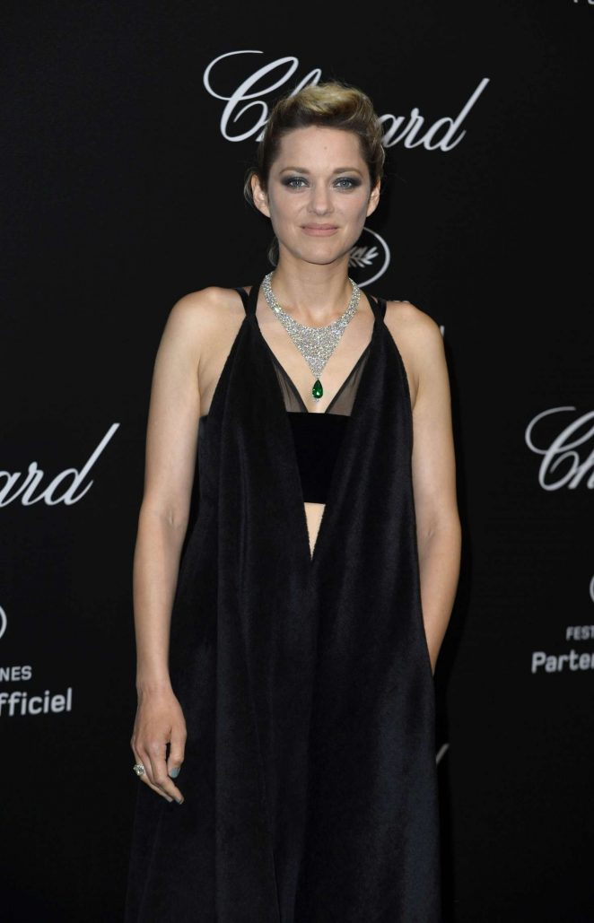 Marion Cotillard - Secret Chopard Party at 208 Cannes Film Festival