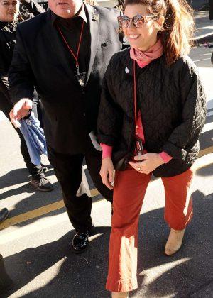 Marisa Tomei - 2018 Women's March in Los Angeles