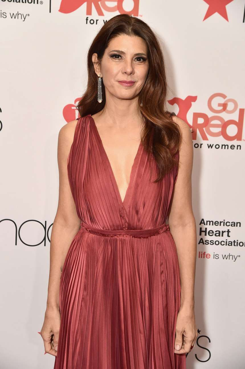 Marisa Tomei – American Heart Association's Go Red for ...