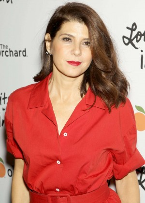 "Marisa Tomei - ""Loitering With Intent"" Screening in New York"