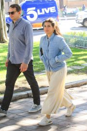 Marisa Tomei - Seen at Jane Fonda's Fire Drill Fridays in Los Angeles