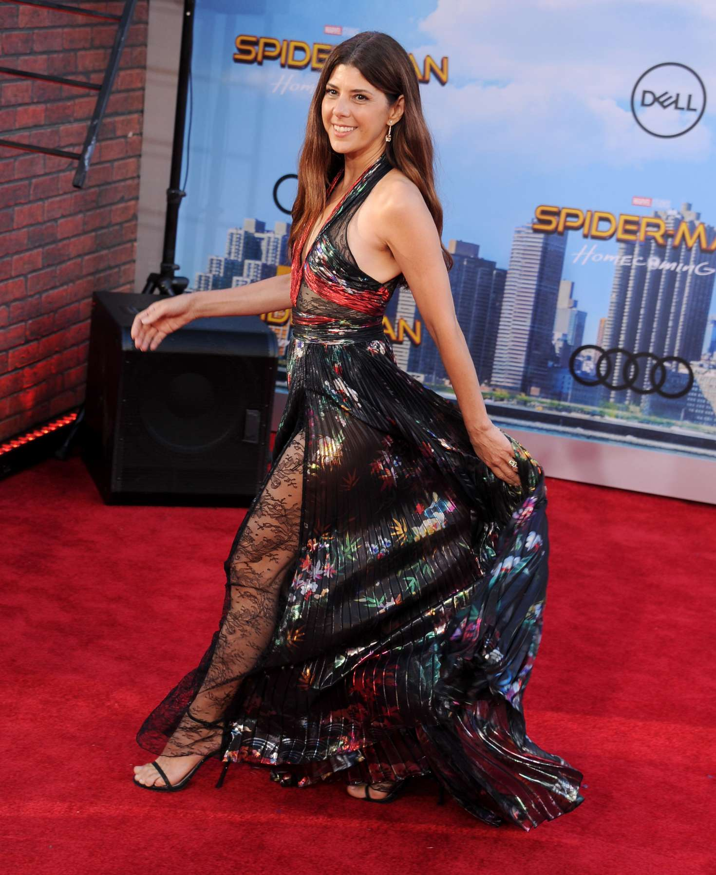 Marisa Tomei: Spider-Man: Homecoming Premiere In Hollywood