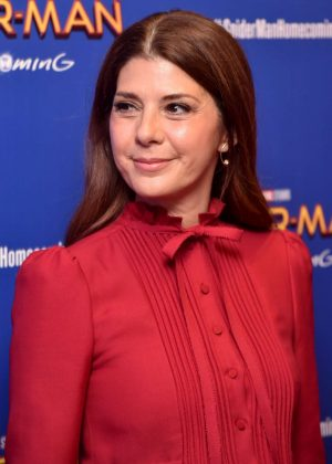 Marisa Tomei - 'Spider-Man: Homecoming' Screening in New York