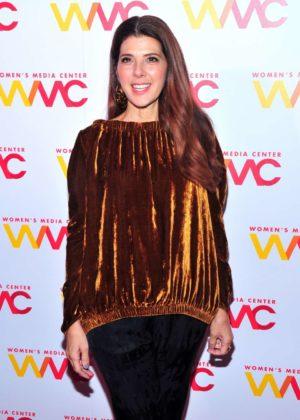 Marisa Tomei - Women's Media Center Awards 2017 in New York