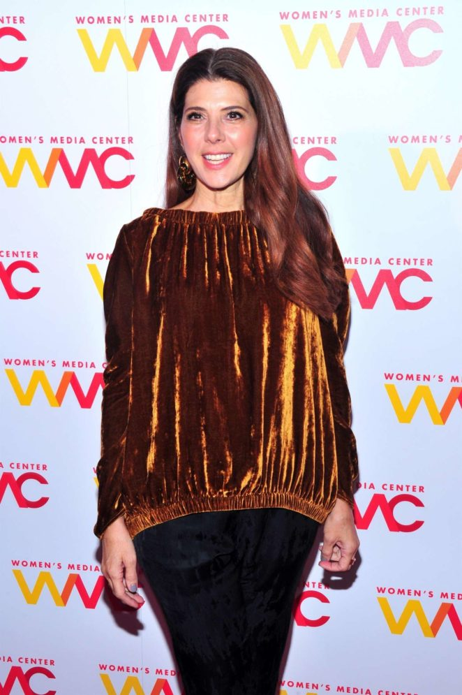 Marisa Tomei - Women's Media Center Awards 2017 in New York