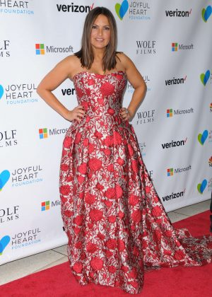 Mariska Hargitay - 2016 Joyful Revolution Gala in New York