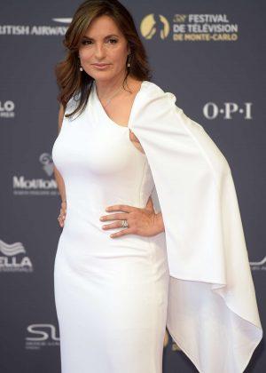 Mariska Hargitay - 2018 International Television Festival Opening Ceremony in Monte Carlo