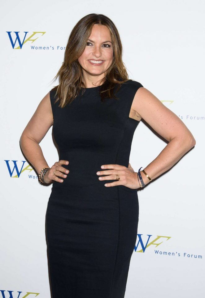 Mariska Hargitay - 7th Annual Elly Awards in New York