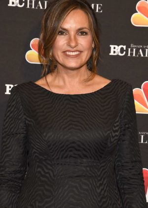 Mariska Hargitay - Broadcasting and Cable Hall of Fame Awards 27th Anniversary Gala in NYC