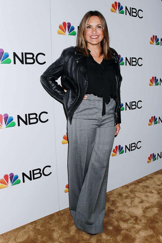 Mariska Hargitay – NBC Fall Season Party in New York