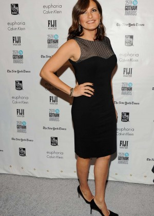 Mariska Hargitay - The 25th IFP Gotham Independent Film Awards in NY