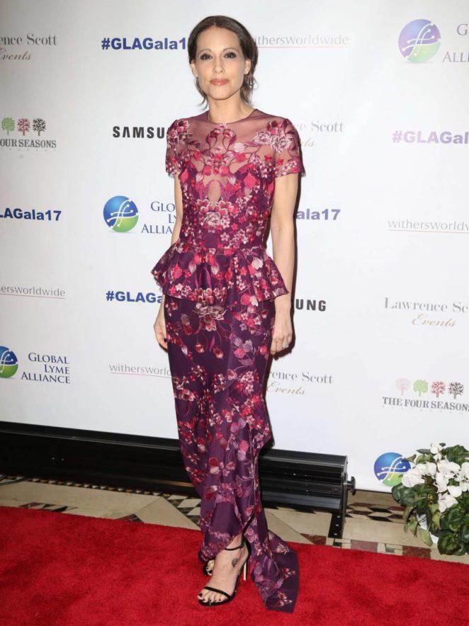 Marisol Thomas - Global Lyme Alliance 3rd Annual Gala in New York