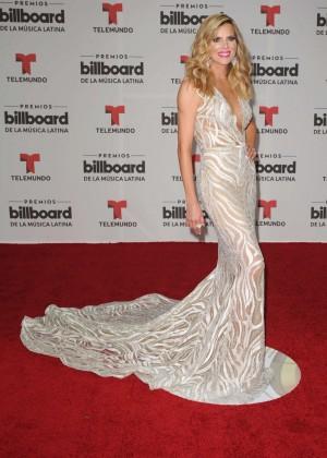 Maritza Rodriguez - Billboard Latin Music Awards 2016 in Miami