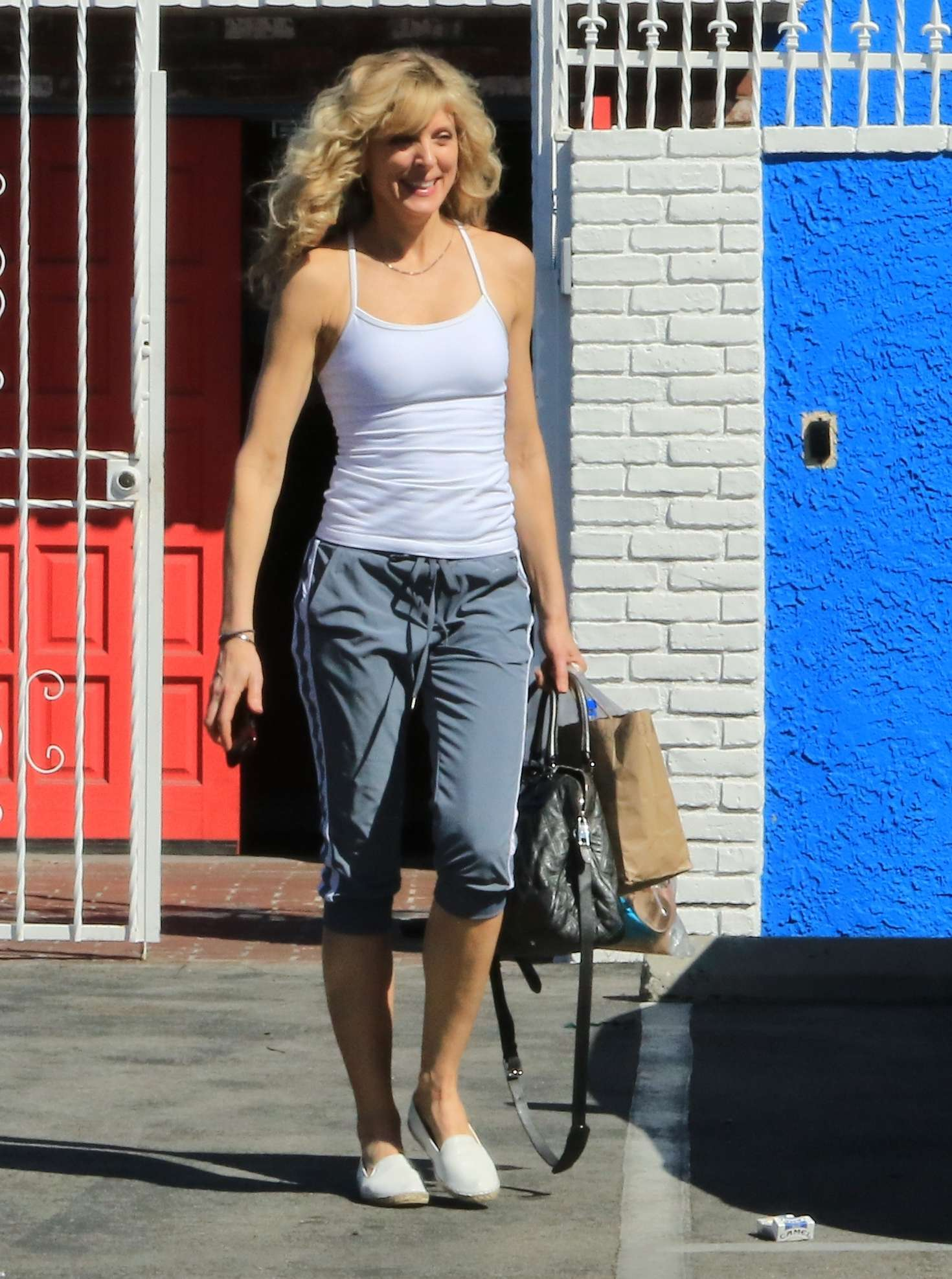 Marla Maples at DWTS Rehearsals in Hollywood - 1 : luvcelebs