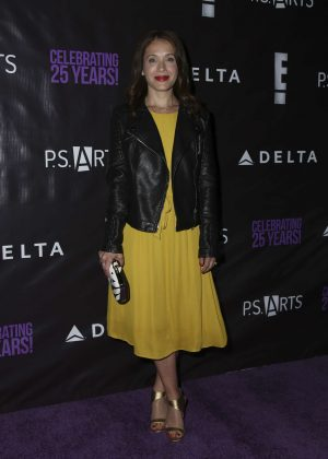 Marla Sokoloff - PS Arts the Party in Los Angeles