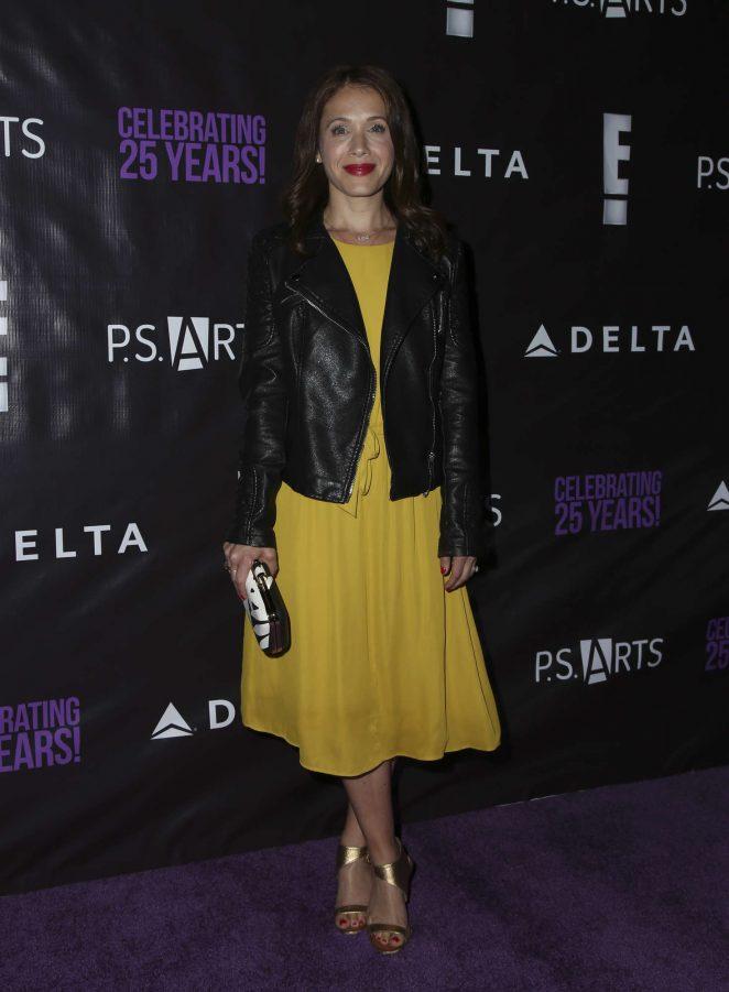 Marla Sokoloff - PS Arts the Party in Los Angeles