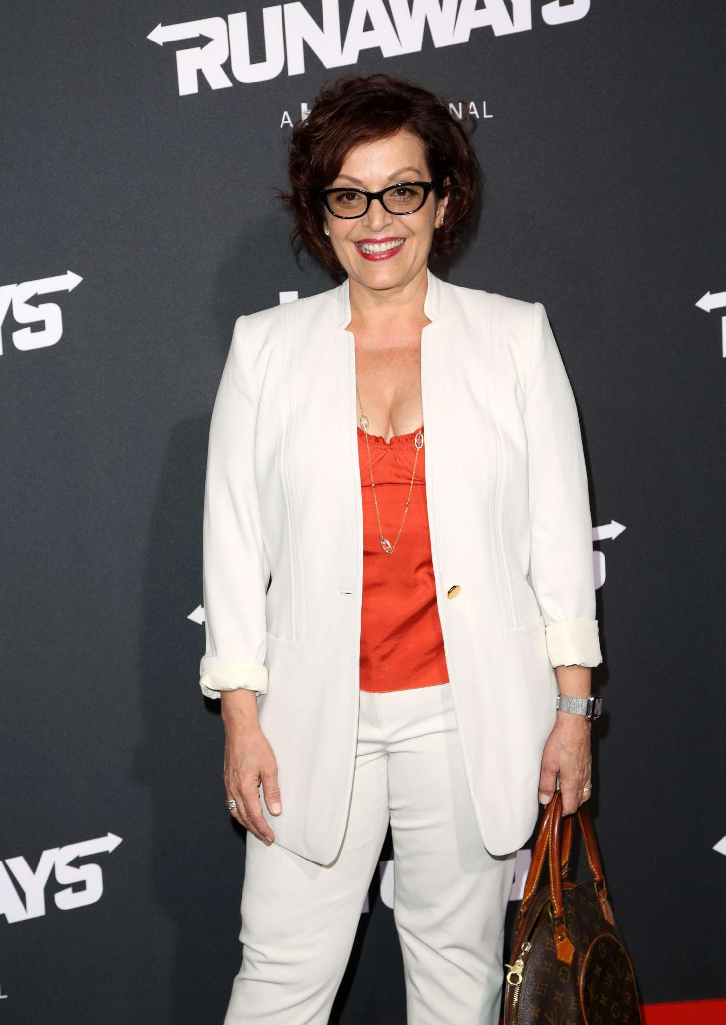 Marlene Forte - 'Runaways' Premiere in Los Angeles