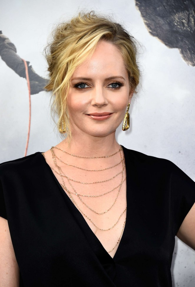 Marley Shelton - 'San Andreas' Premiere in Hollywood