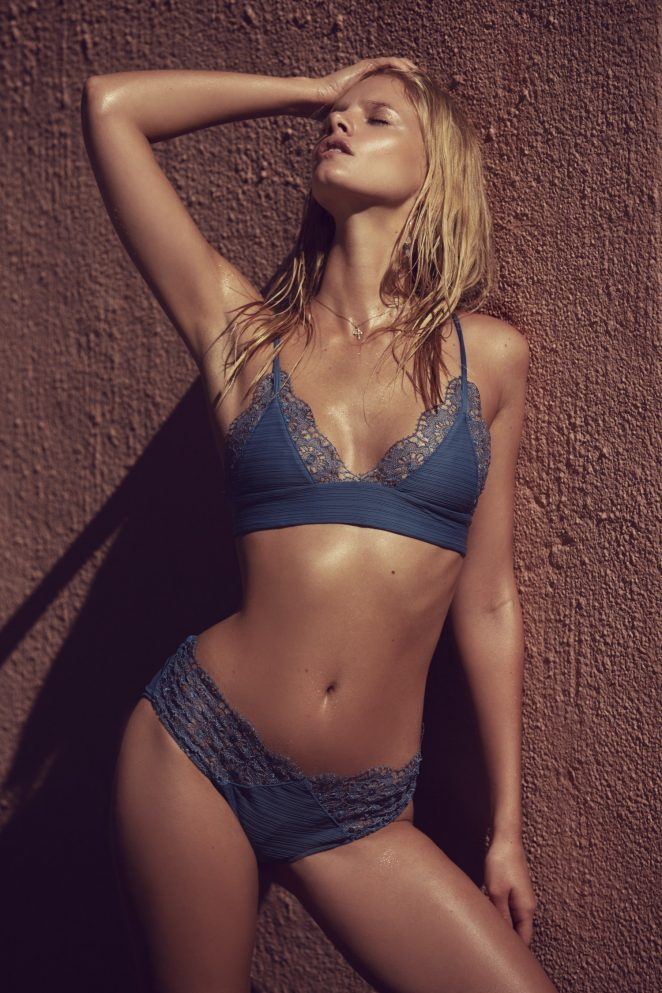 Marloes Horst - Summertide Summer Swim 2016 Collection