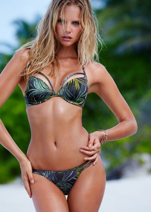 Marloes Horst - Victoria's Secreet Photoshoot (May 2015)
