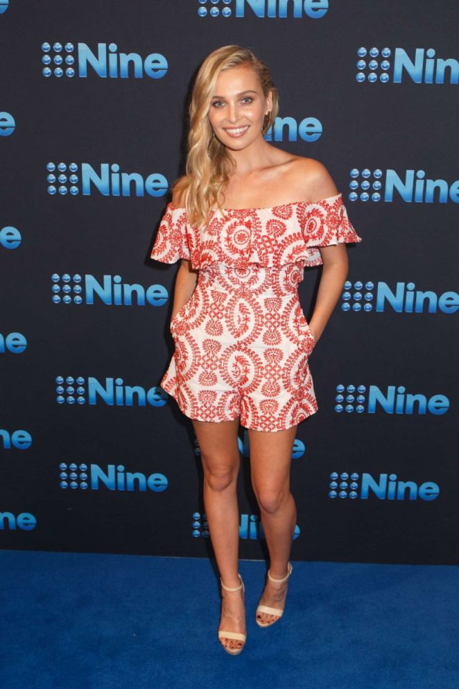 Marny Kennedy - Channel Nine Upfronts 2018 Event in Sydney