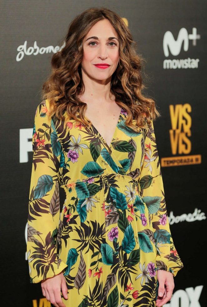 Marta Aledo - 'Vis a Vis' Photocall in Madrid
