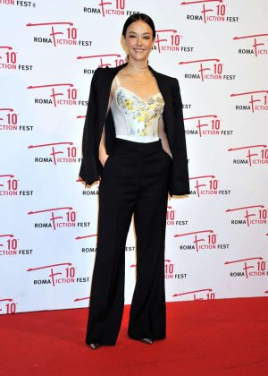Marta Gasdini - 'The Border' Premiere in Rome