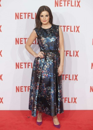 Marta Torne - Netflix Presentation in Madrid