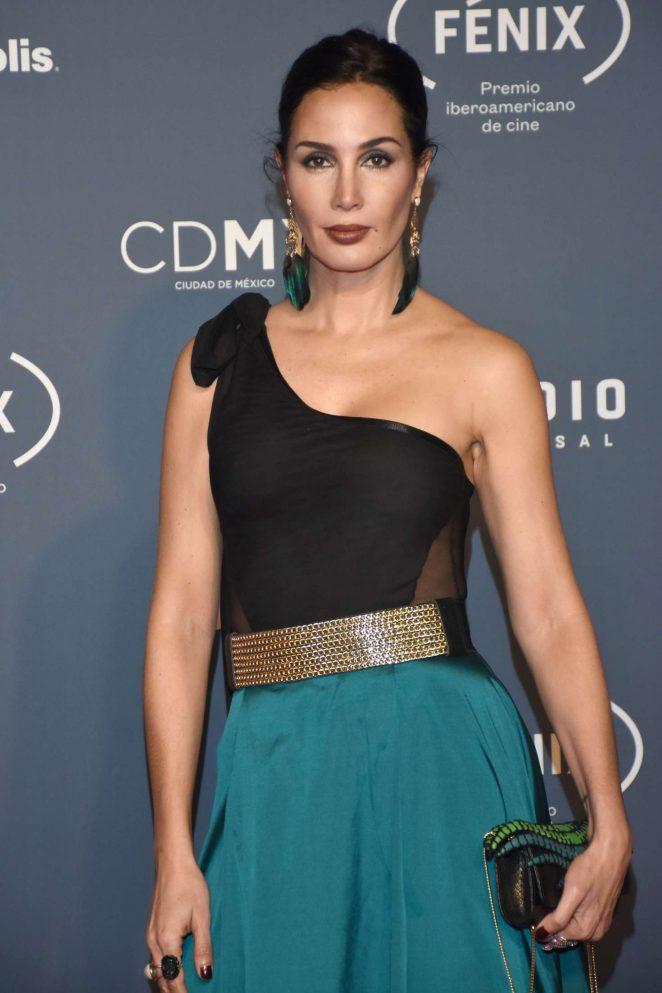 Martha Cristiana - Fenix Awards 2016 in Mexico City