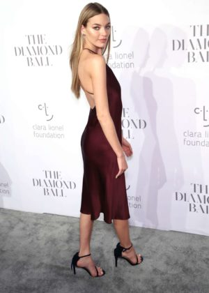 Martha Hunt - 3rd Annual Diamond Ball Benefitting the Clara Lionel Foundation in NYC