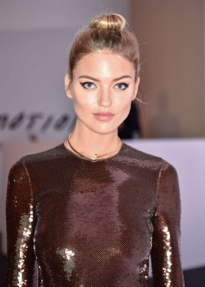 Martha Hunt - 'Cartier in Motion' Watch and Design Exhibition in London