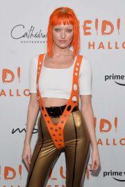 Martha Hunt – Heidi Klum's 2019 Halloween Party in New York