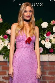 Martha Hunt - Lily Aldridge Parfums Launch Event in NYC
