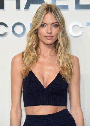Martha Hunt - Michael Kors Show at 2017 NYFW in New York