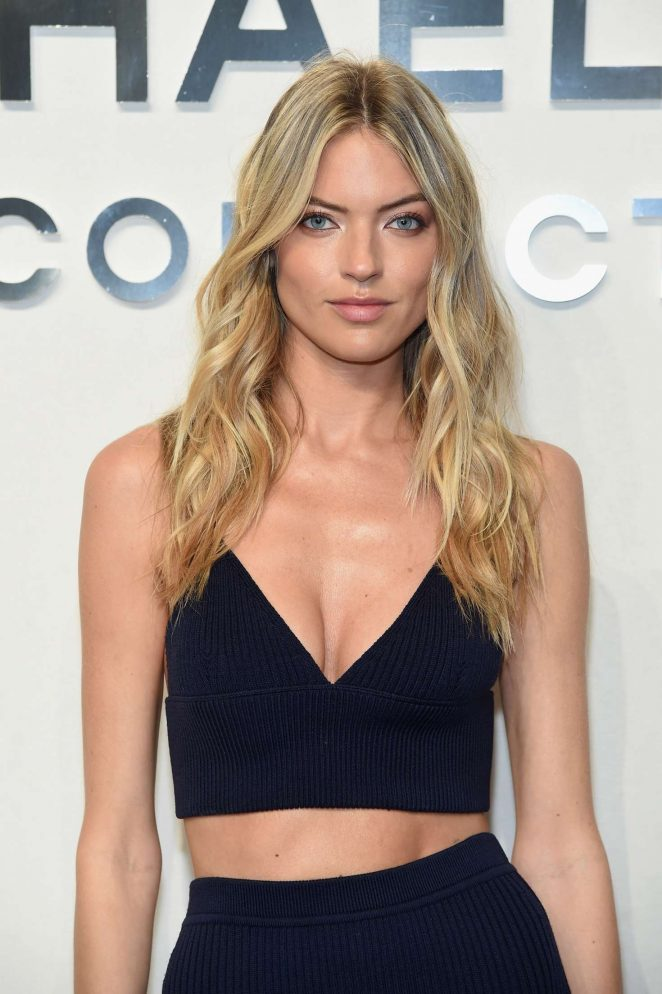 Martha Hunt – Michael Kors Show at 2017 NYFW in New York