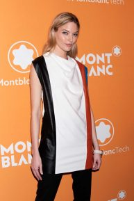 Martha Hunt - Montblanc MB 01 Smart Headphones & Summit 2+ Launch Party in NYC